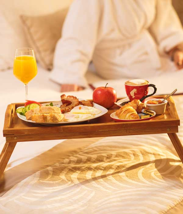 Hotel Transilvania Room Service