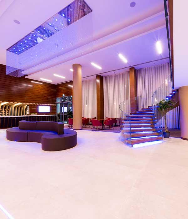 Hotel Transilvania Lobby