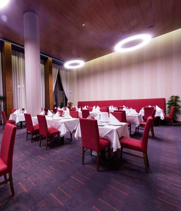 Hotel Transilvania Restaurant