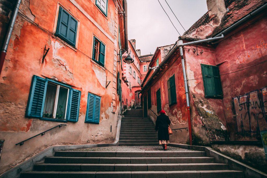 Adorjan Seres – fotografie din Sibiu